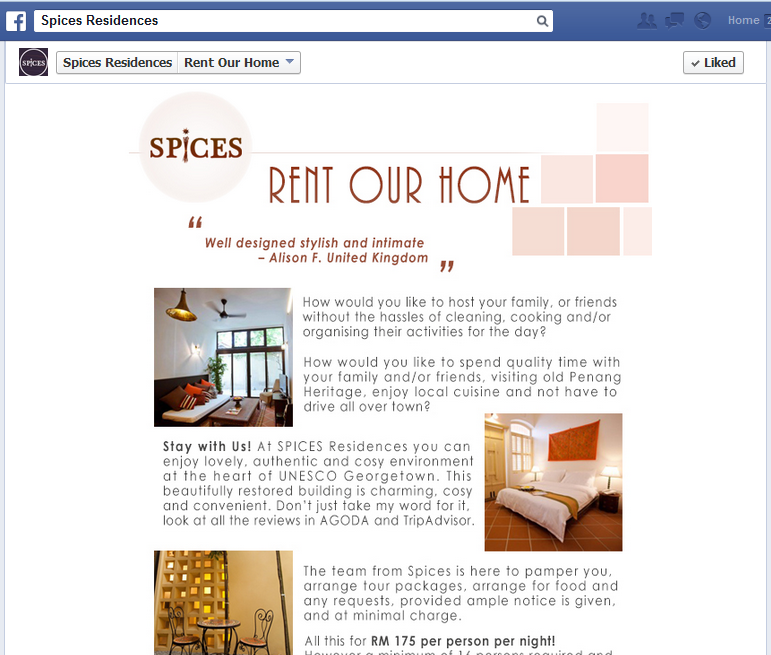 Spices-Facebook-Tab